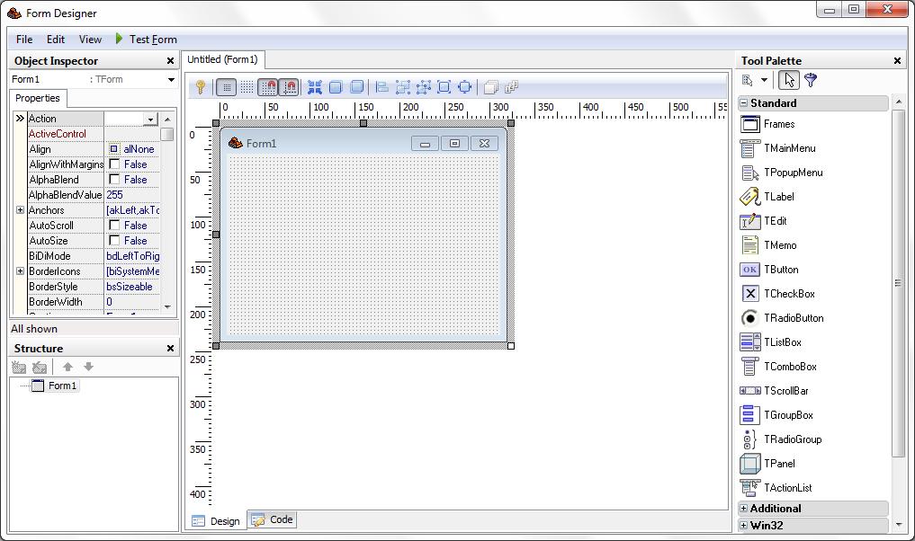 SCAR Divi Portable screenshot